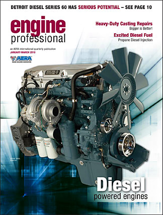 Engine Professional Magazine for Propane injections units - systems