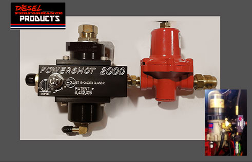 Propane Injection Systems on Truck U TV Diesel, Gas ...